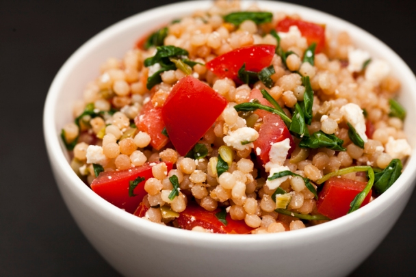 greek feta couscous - 900
