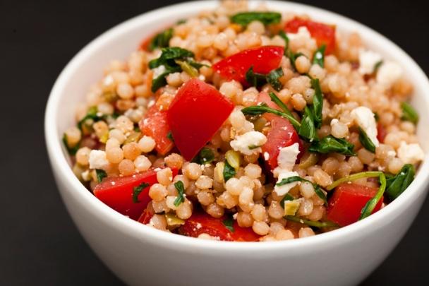 greek feta couscous - 900