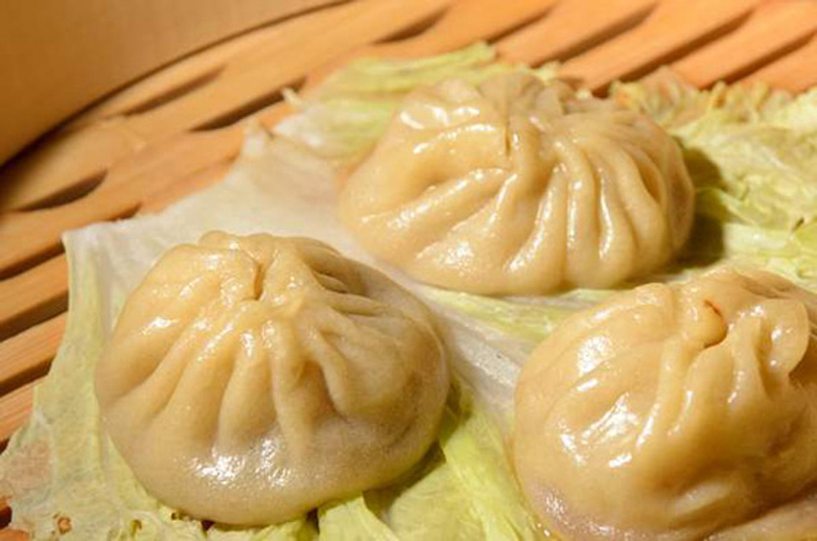 Chinese New Year with Shanghai Soup Dumplings (Xiao Long Bao) | Tasty ...